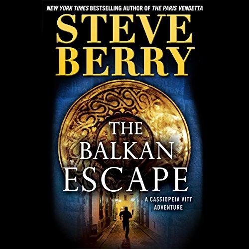 The Balkan Escape (Short Story)  Audiolibri