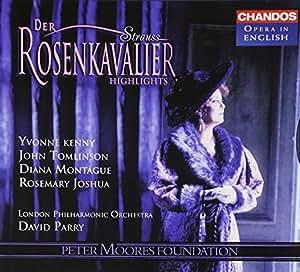 Strauss - Der Rosenkavalier, highlights [Opera in English]