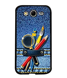 PrintVisa Designer Back Case Cover for Samsung Galaxy Grand I9082 :: Samsung Galaxy Grand Z I9082Z :: Samsung Galaxy Grand Duos I9080 I9082 (Abstract Illustration Colorful Decorative Graphic Attractive Pocket)