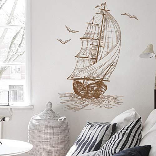 la Pegatinas De Pared Para Niños Habitaciones Niños Extraíble Wallpaper Pvc Decal Diy Art Home Decor40X60 Cm ()