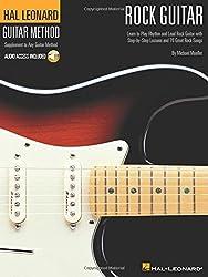 Hal Leonard Rock Guitar Method: Book/CD Pack (Hal Leonard Guitar Method (Songbooks)) by Michael Mueller (2002-01-01)