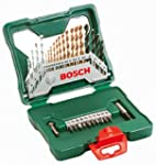 Bosch DIY 30tlg. Titanium-Set X-Line...
