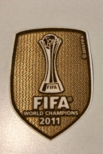 A Club World Cup Champions Patch 2011 FC Barcelona ()
