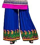Khushali Fashion Women's Cotton Palazzo ...