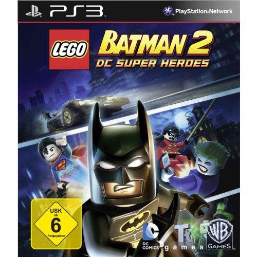 LEGO Batman 2 - DC Super Heroes (Lego Hero, Ps3 Super)