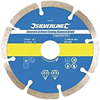 Silverline 633624 - Disco abrasivo (tamaño: 125x22.2mm)