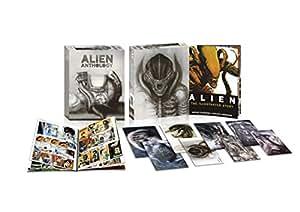 Alien Anthology (Premium) (4 Blu-Ray)