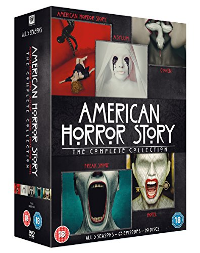 American Horror Story Seasons 1 5 (Box Set) [Edizione: Regno Unito]