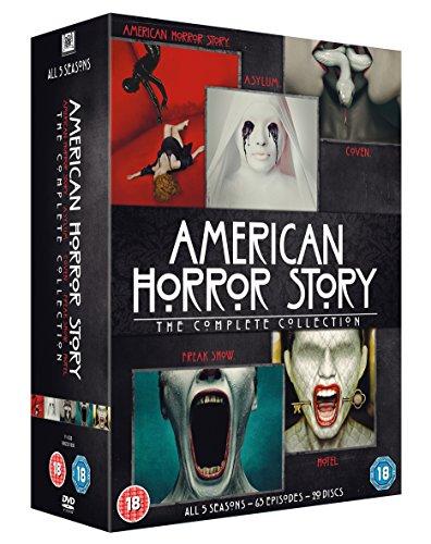 American Horror Story Seasons 1 5 (Box Set) [Edizione: Regno Unito]