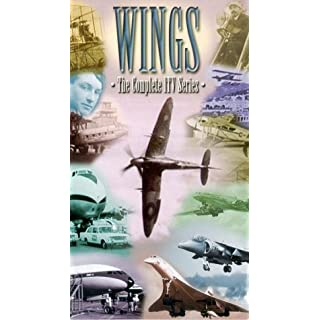 Wings: The Complete ITV Series [VHS]