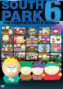 South Park: Complete Sixth Season [Import USA Zone 1]