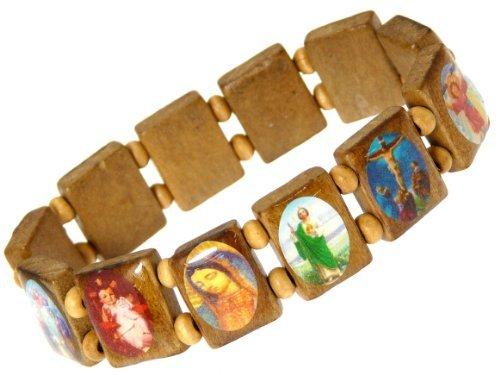 elastico-santi-di-legno-braccialetto-gesu-tutti-i-santi-braccialetto-c