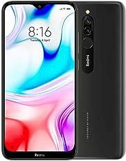 Xiaomi Redmi 8 Akıllı Telefon, 64 GB, Siyah
