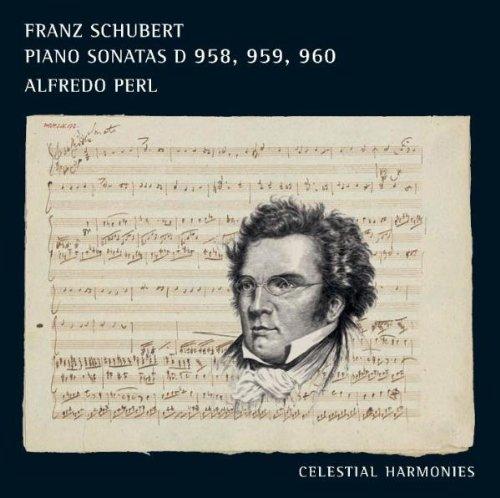 SCHUBERT: Klaviersonaten D958-D960 - Alfredo Perl