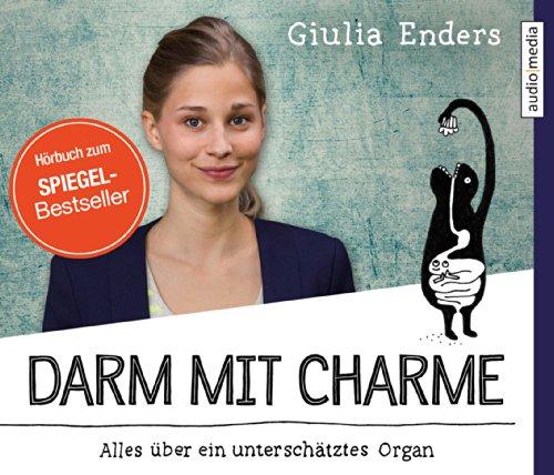 Buchseite und Rezensionen zu 'Darm mit Charme' von Giulia Enders