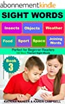 SIGHT WORDS - Level 1: Book 3 - Insec...