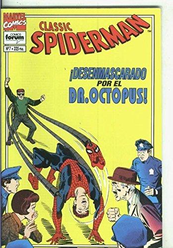 Spiderman Classic numero 07