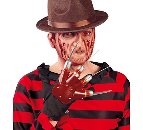 Kinder Kostüm Serienkiller - Guirca Fiestas GUI18397 - Freddy-Hand (Messerhand)