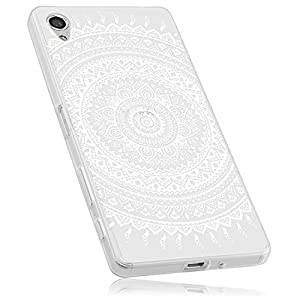 mumbi Protective Case for Sony Xperia X with Mandala Design