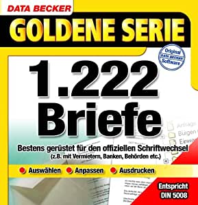 1.222 Briefe