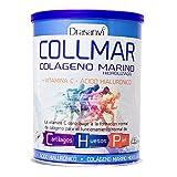 Collmar 275 gr Colágeno Marino Hidrolizado, Ácido Hialurónico y...