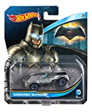MATTEL Hot Wheels Marvel DC Armored Batman DKJ66 DJM19