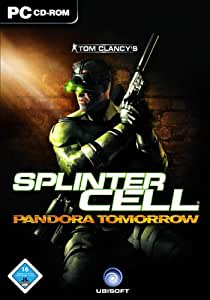 Tom Clancy's Splinter Cell - Pandora Tomorrow
