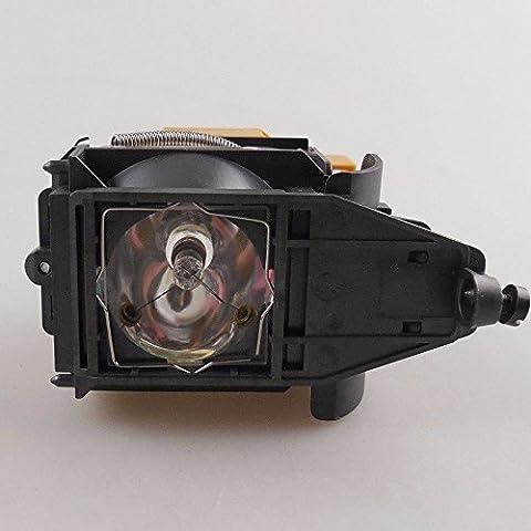 TLPLP4Lampe de projecteur de rechange avec boîtier pour Toshiba TDP-P4