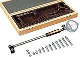 Innenfeinmessgeräte-Satz, ohne Messuhr, 12 - 20 mm