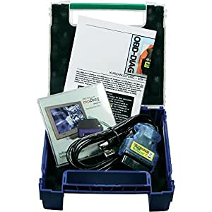 Diamex OBD II Interface Diag4000 PC-interface PC
