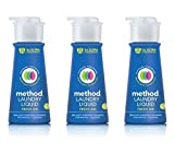 (3 PACK) - Method Laundry Liquid Refill (85 Wash) - Fresh Air   1020ml   3 PA...