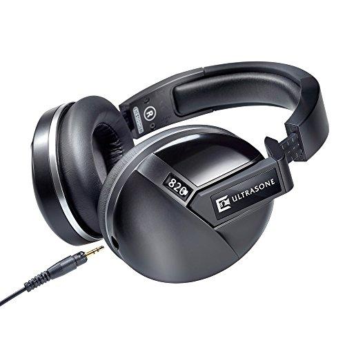 ULTRASONE Performance 820 Kopfhörer in Schwarz   Over-Ear Kopfhörer für das Studio und Zuhause - 3