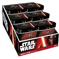 6pezzi Disney Star Wars salvadanaio con serratura