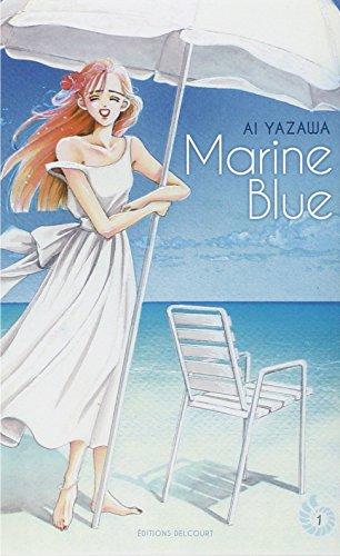 Marine Blue - Ai Yazawa Vol.1 par YAZAWA Ai