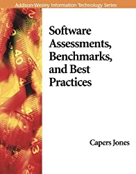 Software Assessments, Benchmarks, and Best Practices by Capers Jones (2000-05-11)