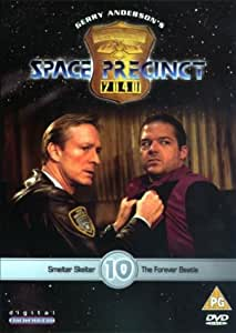 Space Precinct: Volumes 9 And 10 [DVD] [1995]
