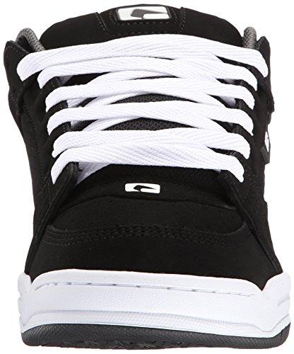 Globe uomo Scribe skate shoe Black/Black/White