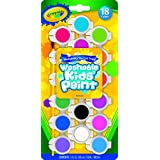 Crayola 18 Washable Kids Paint (88.7ml)