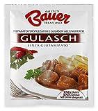 Bauer Preparato per gulasch e spezzatini 50 gr Busta
