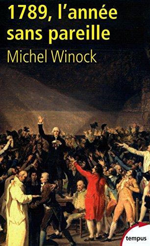 1789, année sans pareille