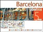 Barcelona PopOut Map (Popout Maps)