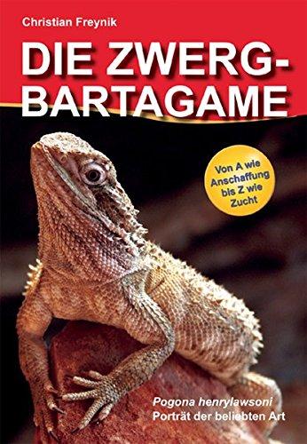 Buch Die Zwerg-Bartagame - Vivaria-Verlag