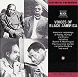 Best Booker T Cd - Voices of Black America (Naxos Audio) Review