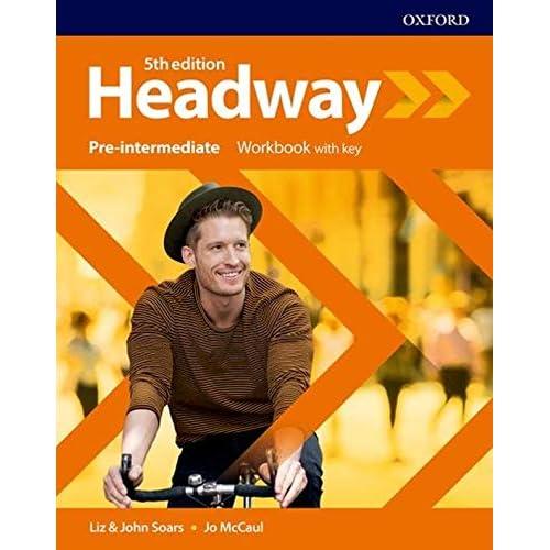 New headway : Pre-intermediate workbook with answers
