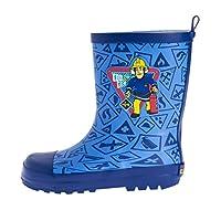 Fireman Sam Boys Rain boots