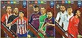 PANINI ADRENALYN XL FIFA 365 2019 Vollständiges Set von DREI (3) Abwehrkarten – Atletico Madrid, Real Madrid, FC Barcelona