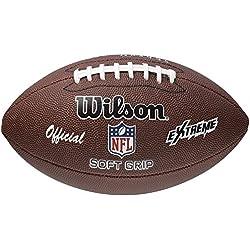 Wilson NFL Extreme - Balón de fútbol americano, color marrón