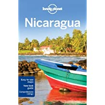 Lonely Planet Nicaragua (Travel Guide) by Lonely Planet (2013-09-01)