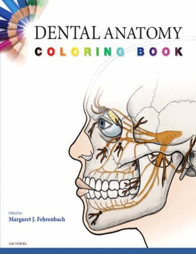 Dental Anatomy Coloring Book, 1e
