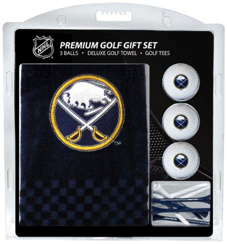 Team Golf NHL Buffalo Säbel Besticktes Handtuch Geschenk-Set